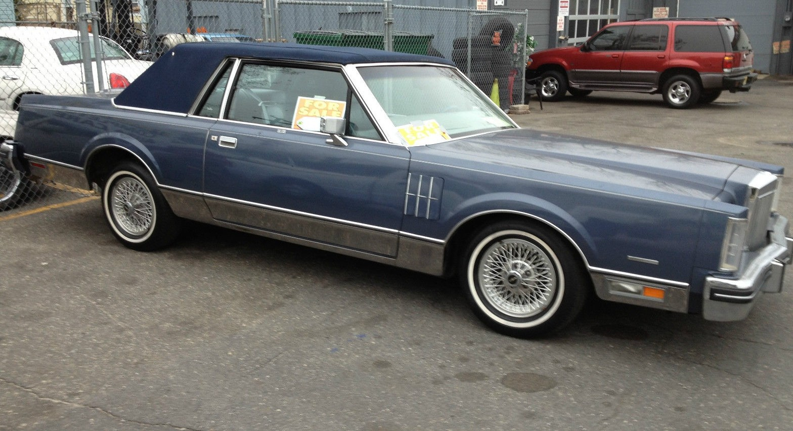High Style Lincoln Continental Pucci Edition
