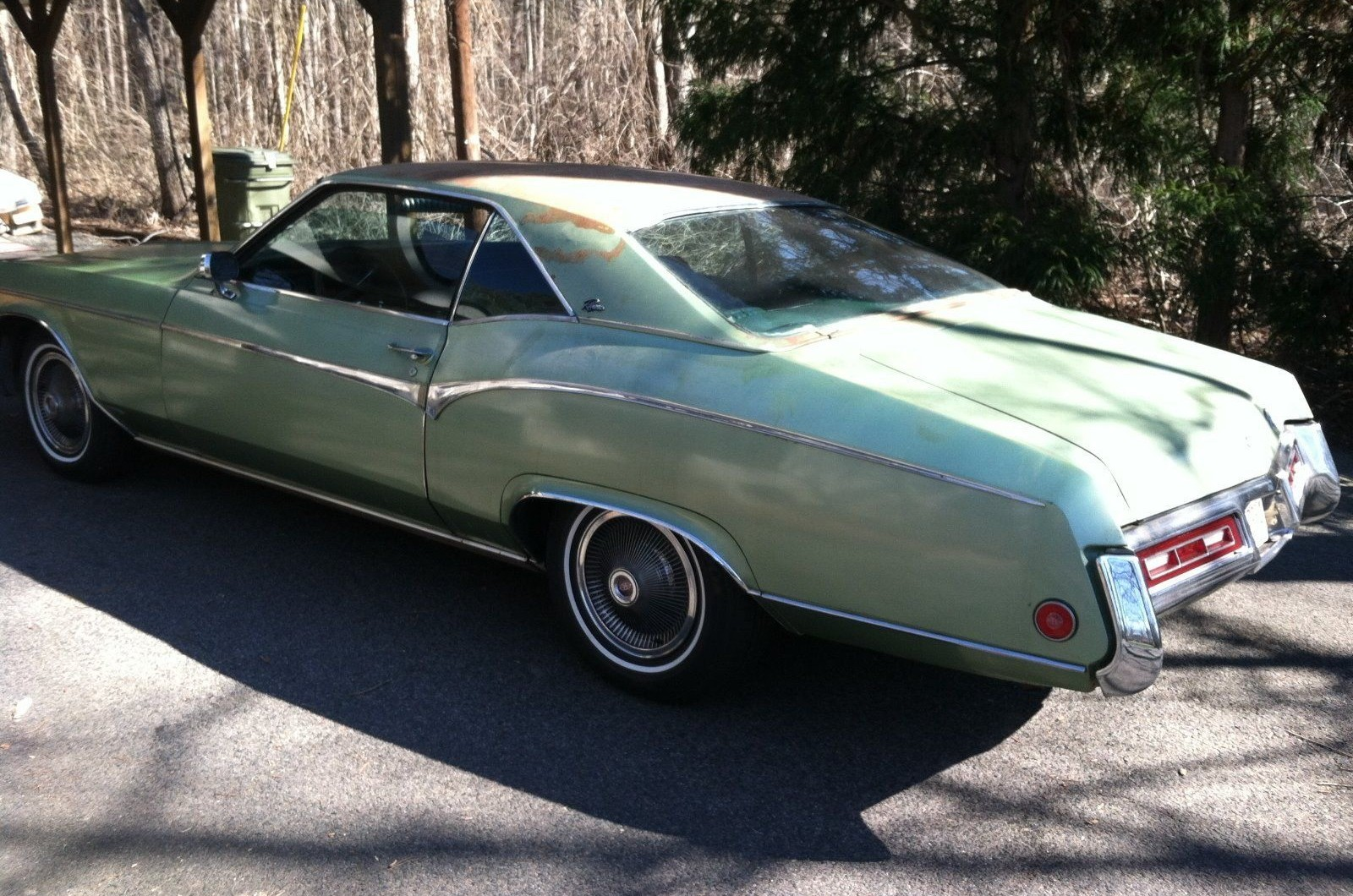 1970 riviera he lives in durham north carolina and has listed this carolina cruiser for sale here on ebay where the buy it now is an affordable