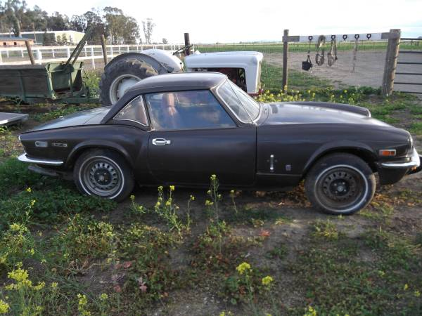 right 3 was it lucas? 1972 triumph spitfire  at n-0.co