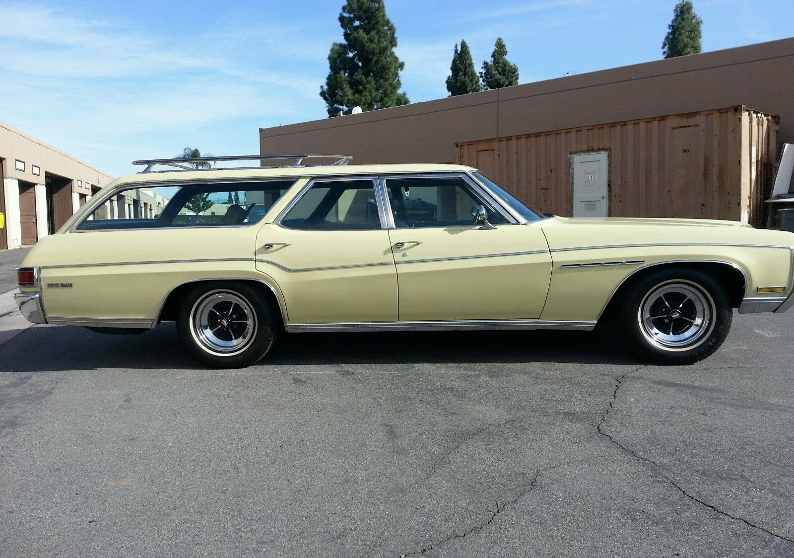 A Long Story 1970 Buick Estate Wagon