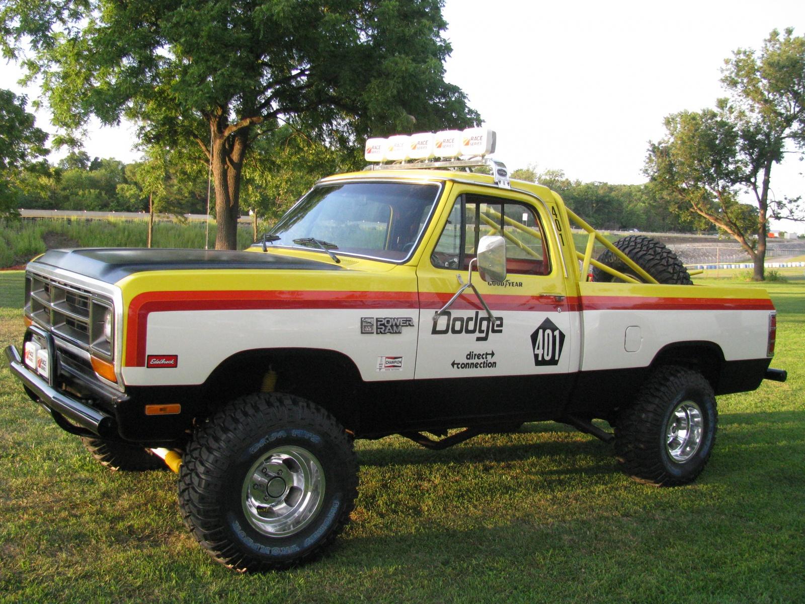 Shelby's Last Hurrah: Dodge Ram Rod Hall Edition
