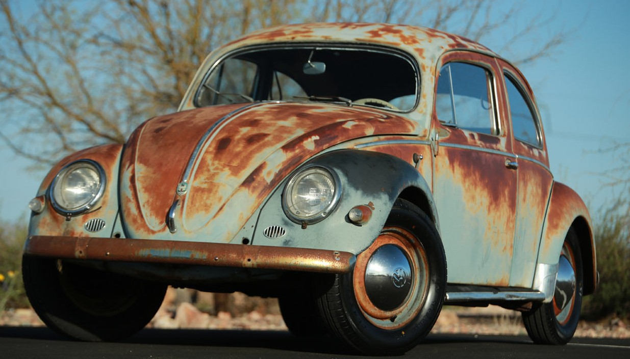 Art Bug: 1957 VW Beetle