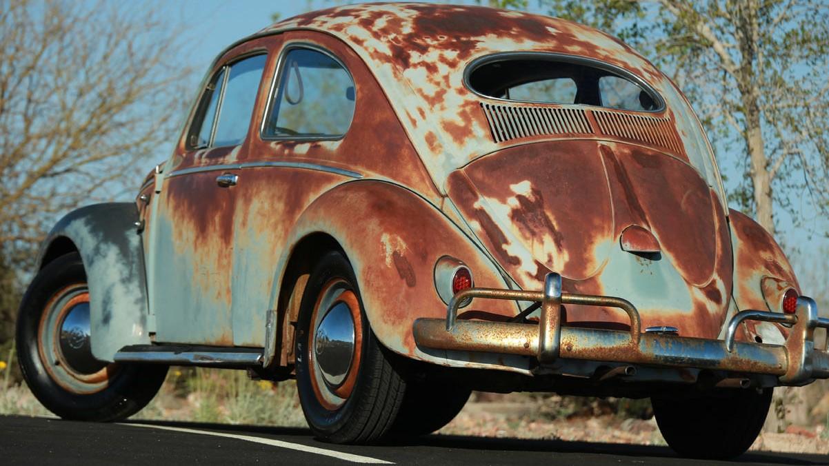 Art Bug 1957 Vw Beetle
