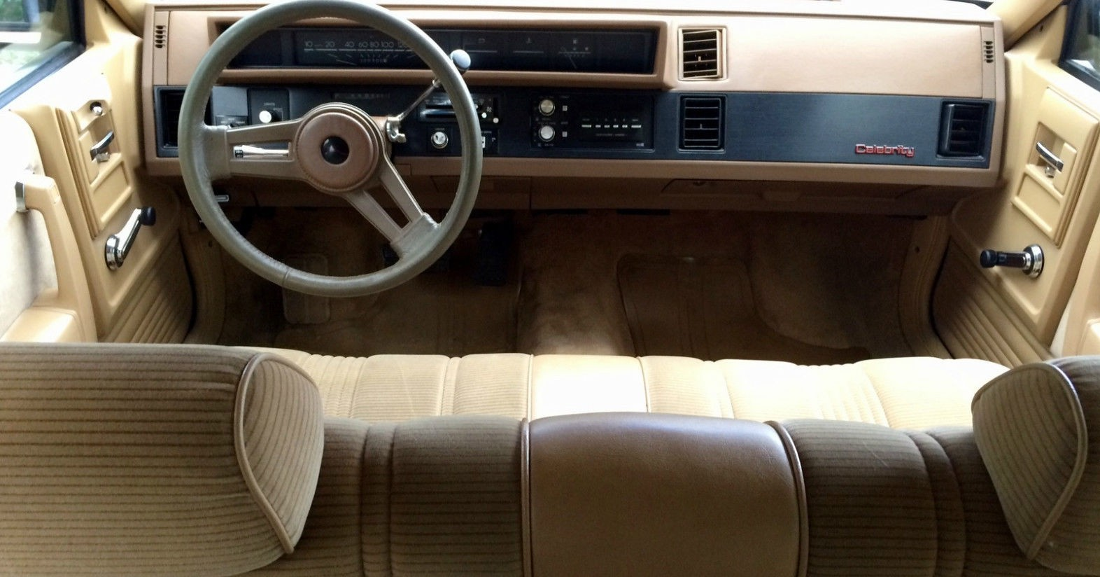 1986 CHEV CELEBRITY WAGON - Classic cars for sale