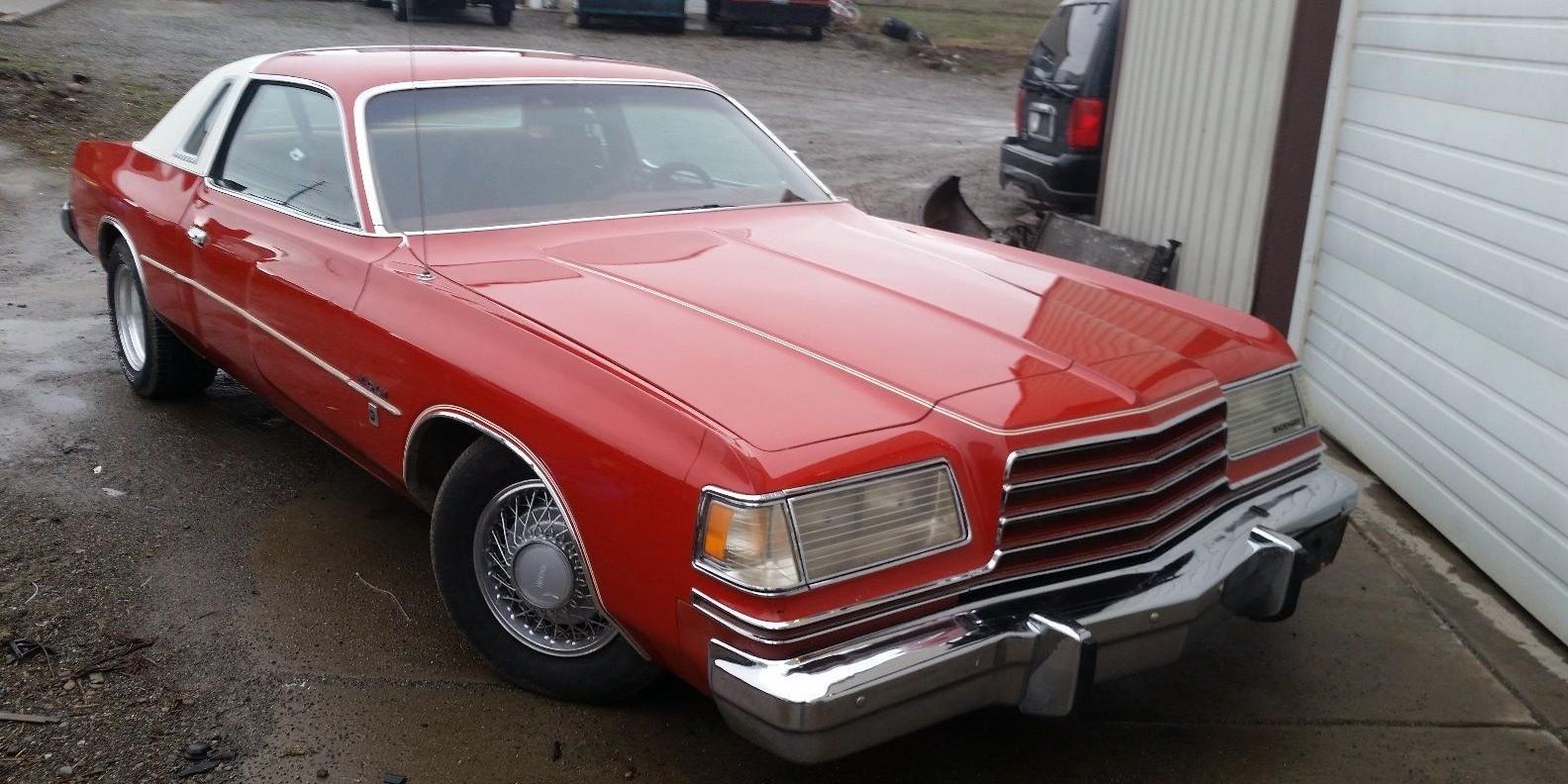 Car Napped 1978 Dodge Magnum