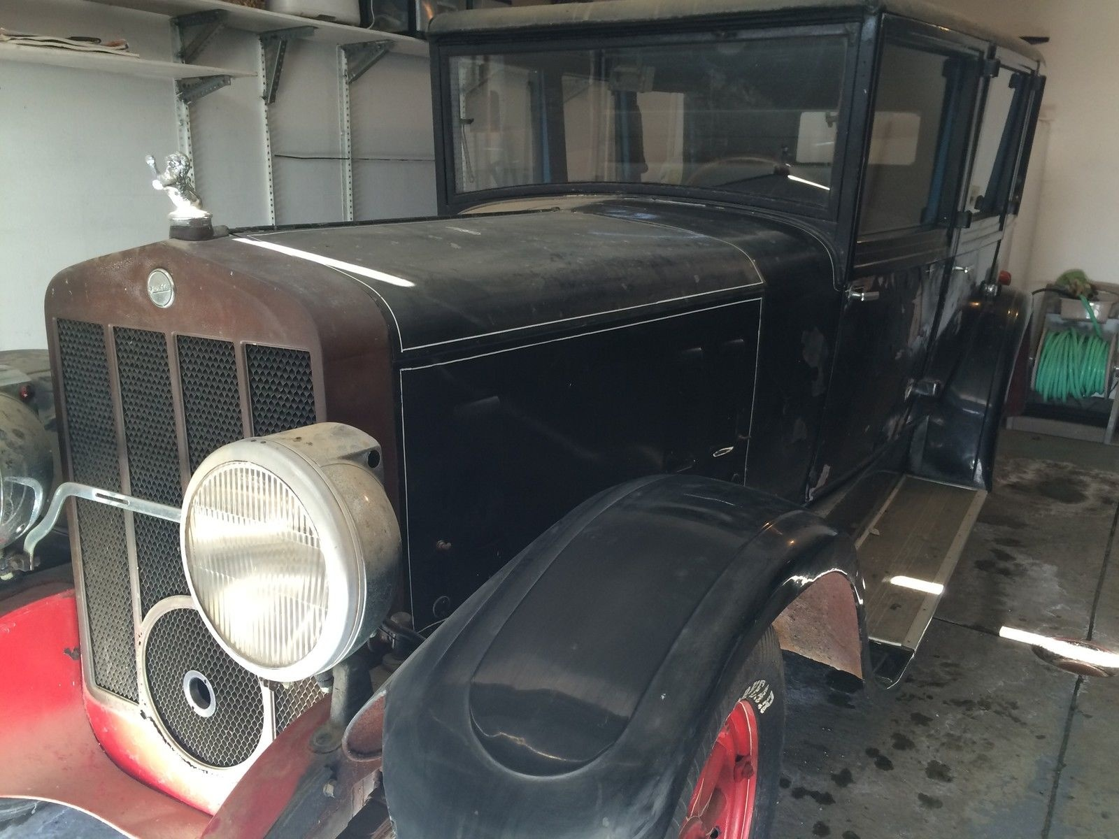 Diesel Engine For Sale >> Aircooled Baby For Sale Again: 1928 Franklin Airman