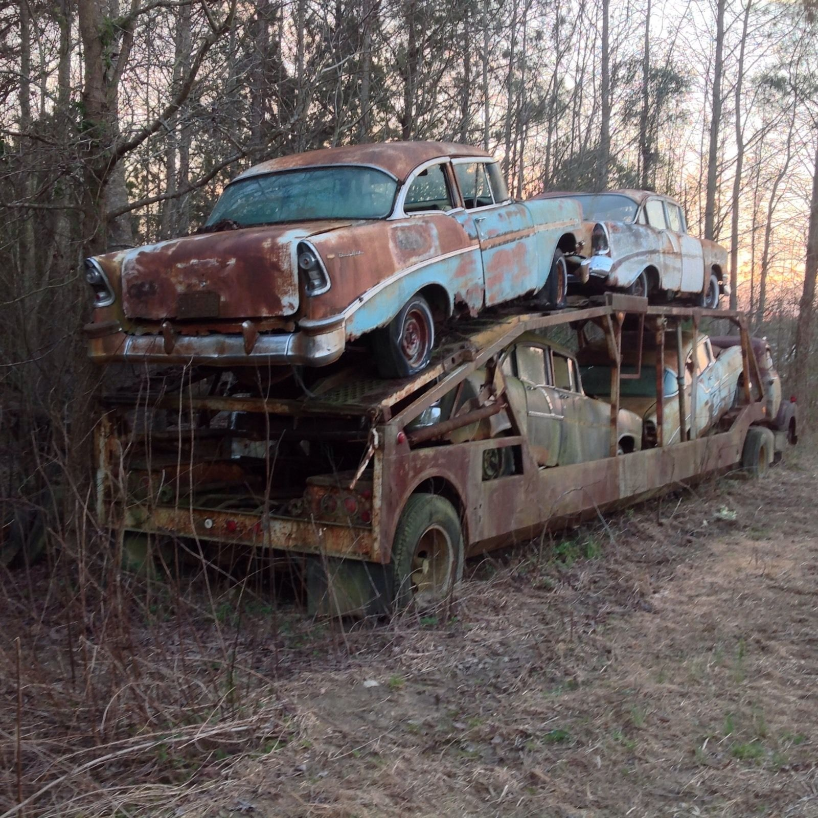 Haven't Seen Everything - Vintage Bow-Tie Hauler
