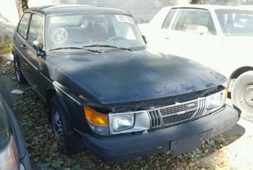 Auction Regrets: 1980 Saab 900 Turbo