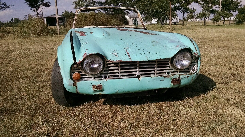 Is It Worth Saving? 1964 Triumph TR4