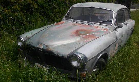 $300 Project: 1965 Volvo Amazon