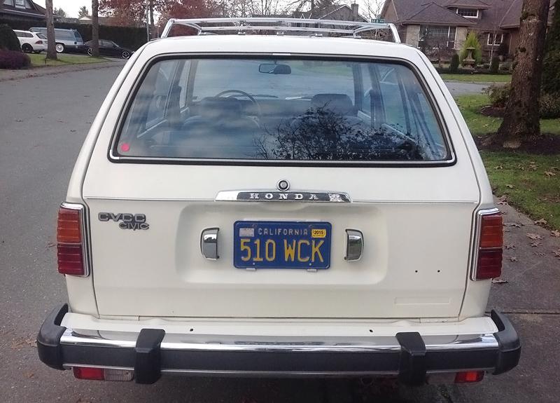 033016 Barn Finds 1978 Honda Wagon 2