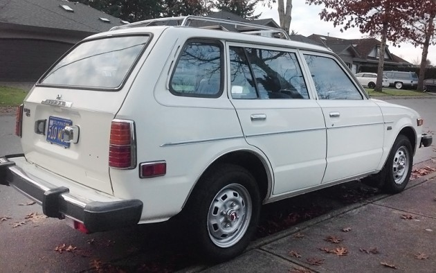 033016 Barn Finds- 1978 Honda wagon - 3