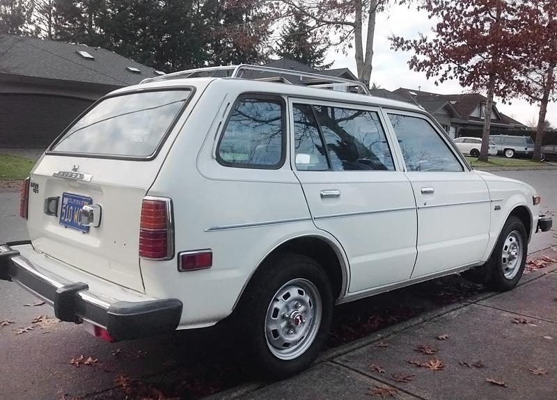 033016 Barn Finds 1978 Honda Wagon 3