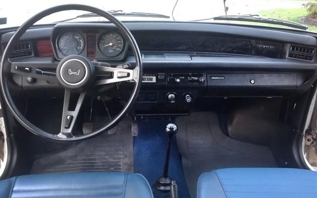 033016 Barn Finds- 1978 Honda wagon - 4