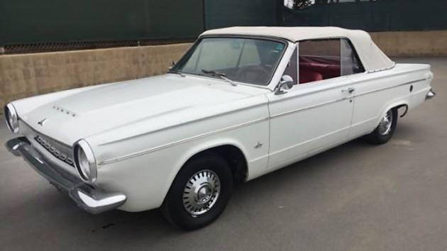 040316 Barn Finds- 1963 Dodge Dart GT Convertible - 1