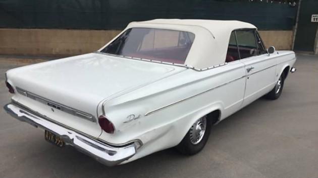 040316 Barn Finds- 1963 Dodge Dart GT Convertible - 2