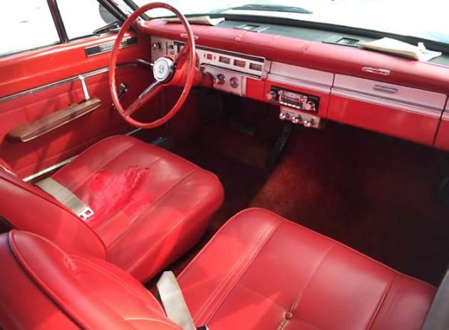 040316 Barn Finds- 1963 Dodge Dart GT Convertible - 4