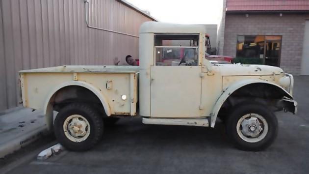 040316 Barn Finds- 1963 Dodge Power Wagon - 2