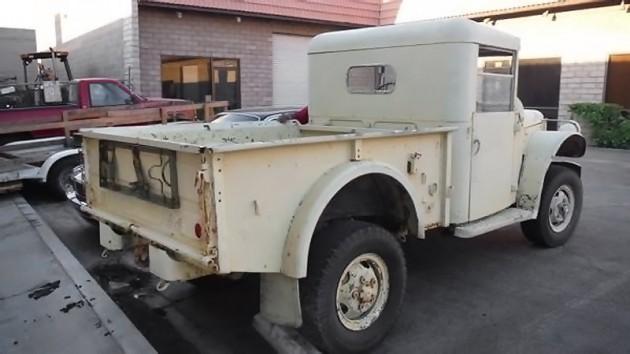 040316 Barn Finds- 1963 Dodge Power Wagon - 3