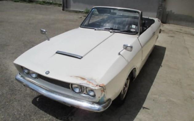 040316 Barn Finds- 1969 Bond Equipe GT- 2