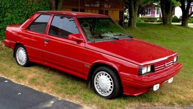 040316 Barn Finds- 1987 Renault GTA- 1