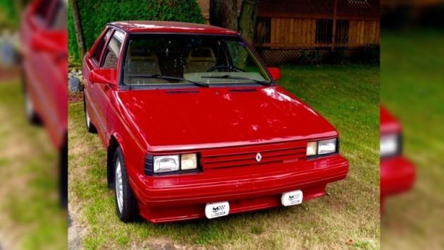 040316 Barn Finds- 1987 Renault GTA- 2