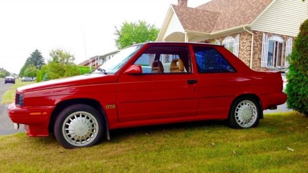 040316 Barn Finds- 1987 Renault GTA- 3