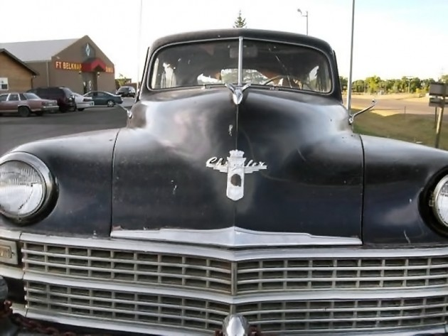 040516 Barn Finds - 1948 Chrysler - 3