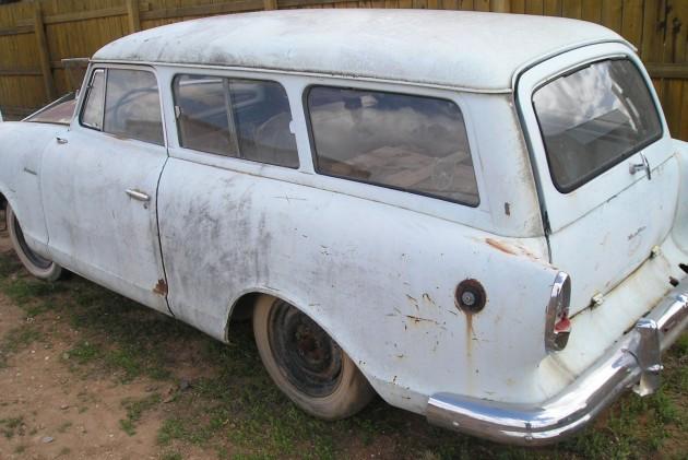 040516 Barn Finds - 1959 AMC Rambler American wagon - 2