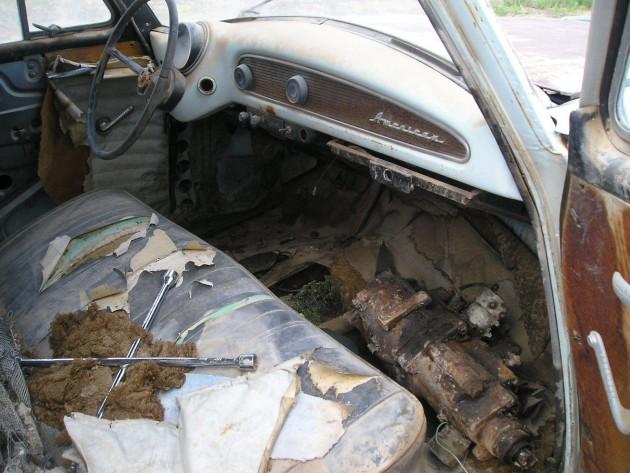 040516 Barn Finds - 1959 AMC Rambler American wagon - 4