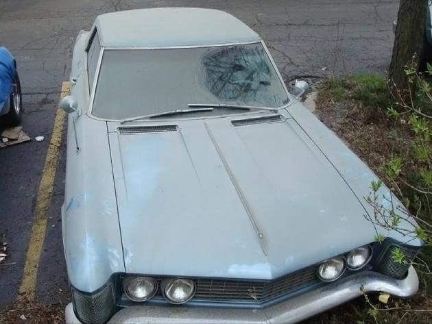 040516 Barn Finds - 1963 Buick Riviera - 1