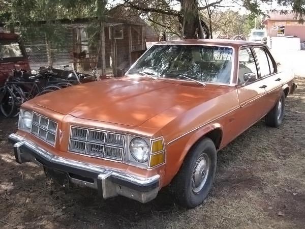 Cheap Venture 1977 Pontiac Ventura