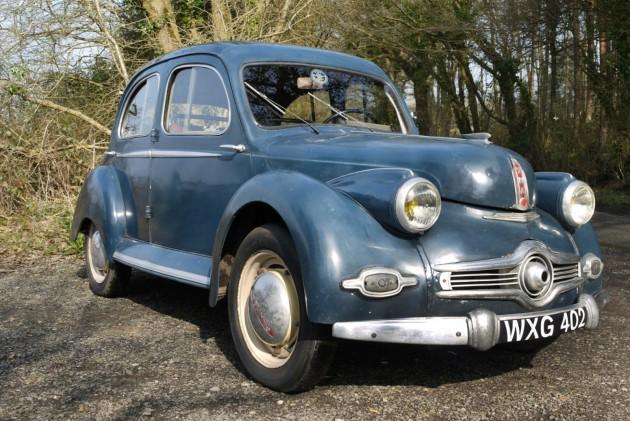 Dynamic Dyna: 1950 Panhard Dyna X84
