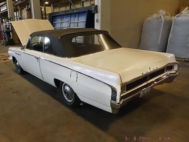 040616 Barn Finds - 1963 Buick Skylark Convertible - 2