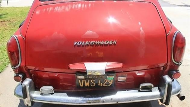 040616 Barn Finds - 1968 Volkswagen Fastback - 3