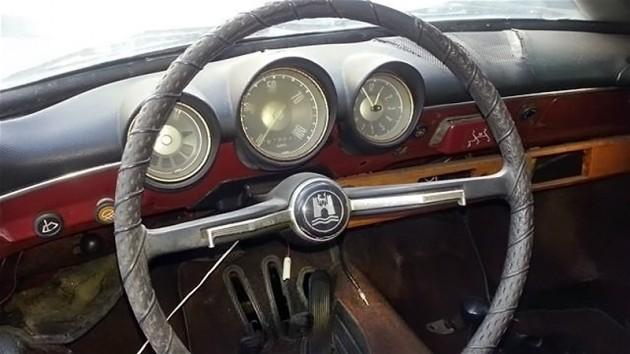 040616 Barn Finds - 1968 Volkswagen Fastback - 4