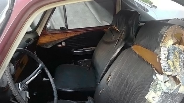 040616 Barn Finds - 1968 Volkswagen Fastback - 6