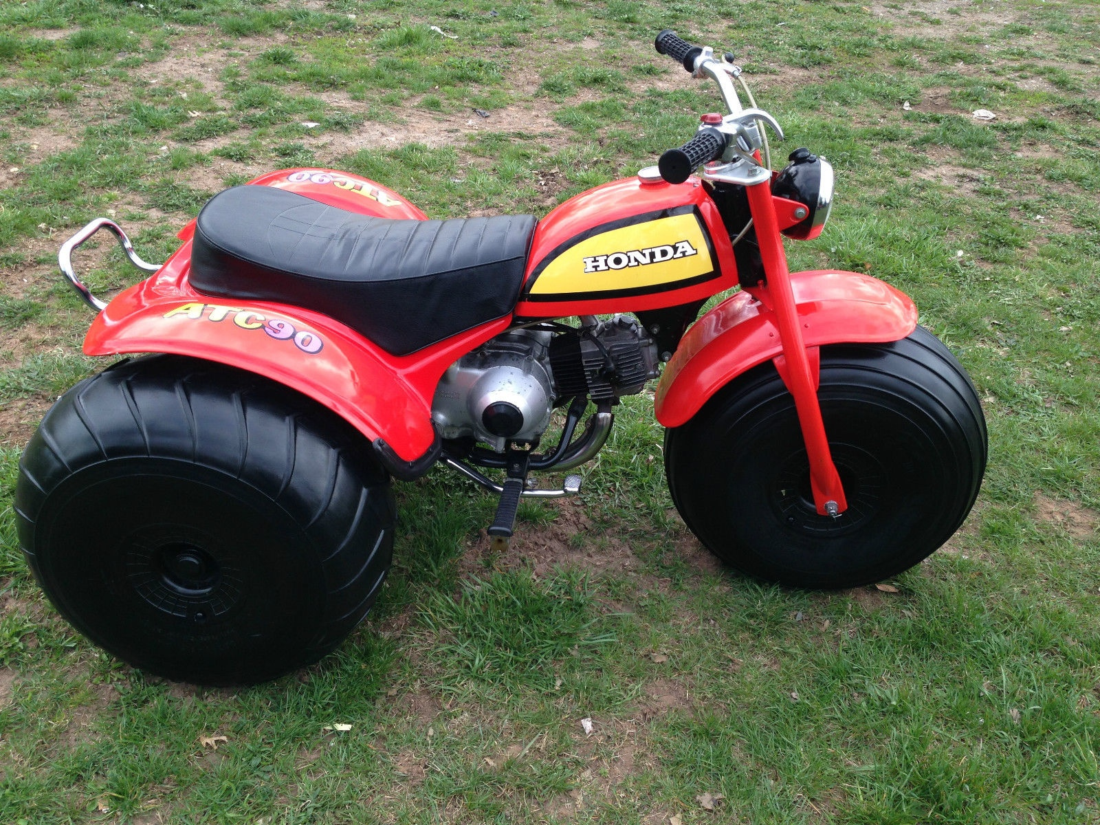 Honda 3 Wheeler Three-Wheeled Wonder: ...