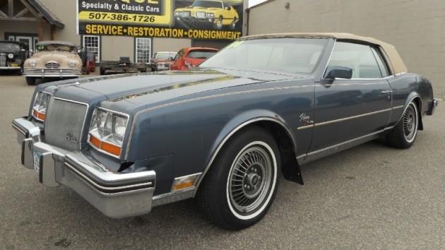 040616 Barn Finds - 1984 Buick Riviera Turbo - 2