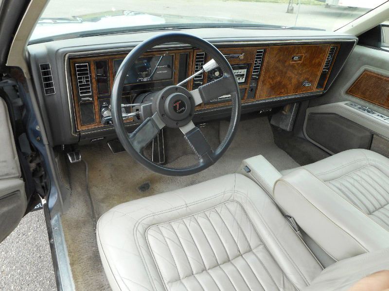 Boosted Buick 1984 Buick Riviera T Type