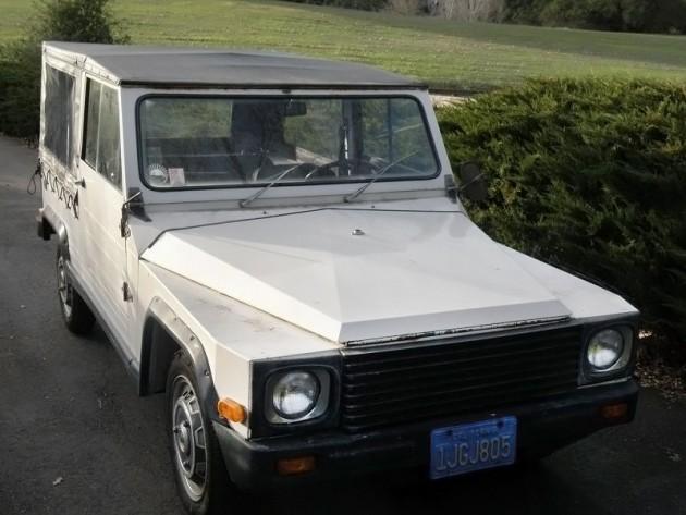 040816 Barn Finds - 1983 NAMCO Citroën Pony 2CV - 1