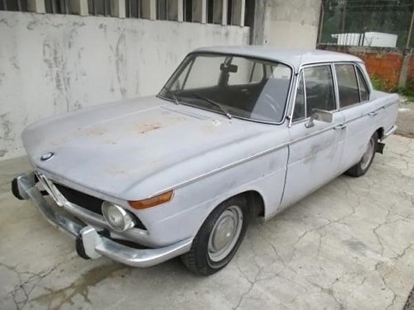 041016 Barn Finds - 1964 BMW 1800 - 1