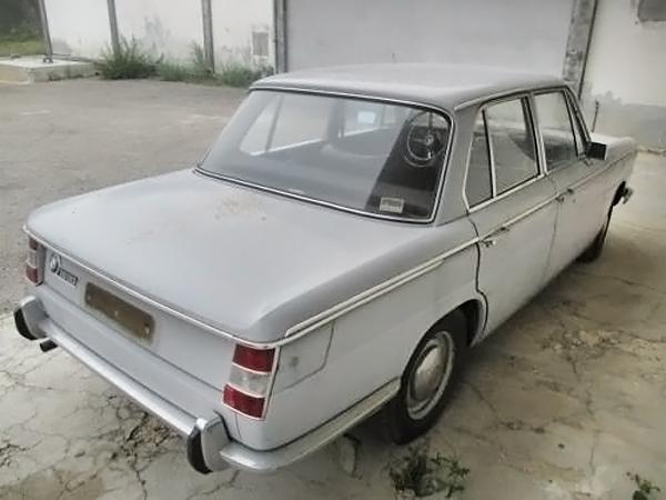 041016 Barn Finds - 1964 BMW 1800 - 2