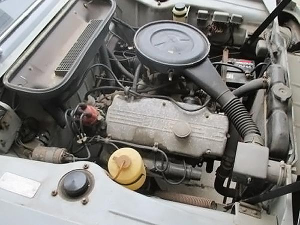 041016 Barn Finds - 1964 BMW 1800 - 3