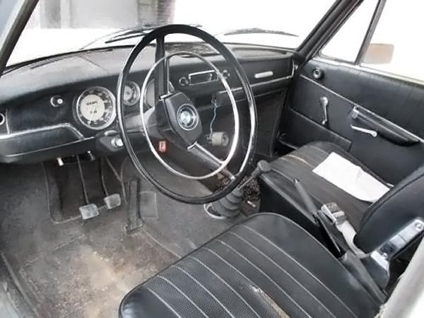 041016 Barn Finds - 1964 BMW 1800 - 4