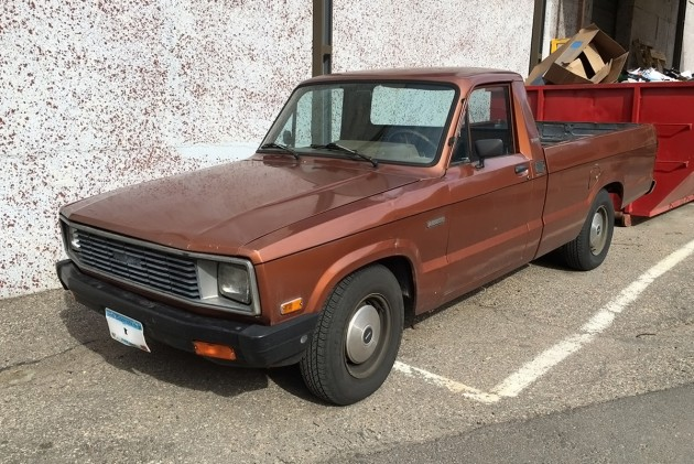 041016 Barn Finds - Mazda Pickup - 1