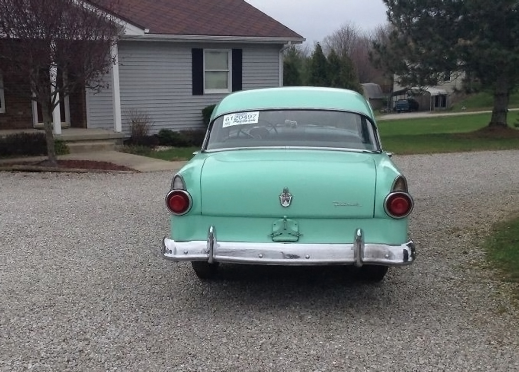 Unbelievable Original 1955 Ford Customline Sedan