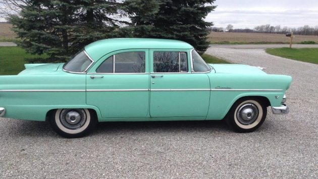 041116 Barn Finds - 1955 Ford Customline - 3
