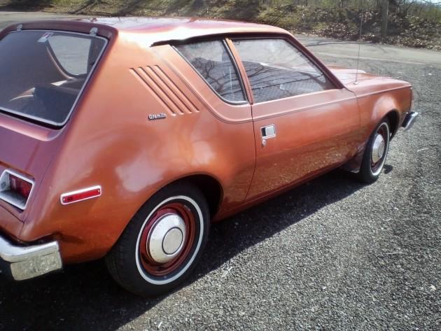 041116 Barn Finds - 1974 AMC Gremlin - 2
