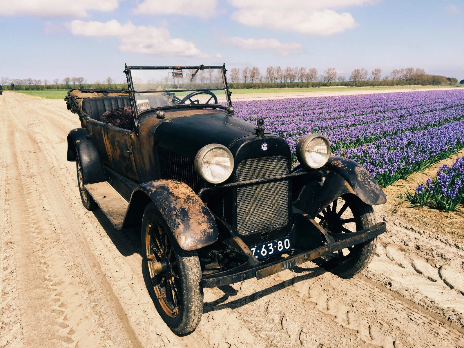 Sixty Years In A Barn: 1920 Chalmers 35-C